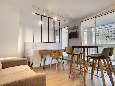 Studio - 25m2- meuble - 69003 lyon