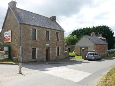 Maison de bourg, 97 m² - Plounevez Moedec (22810)