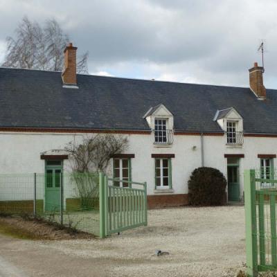 Maison ancienne à st benoit sur loire -