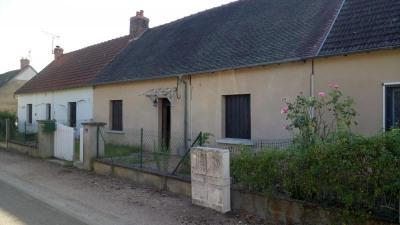 Maison 2 ch et jardin