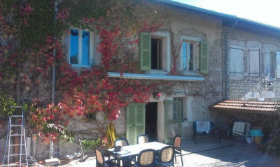 Vente maison / villa Samognat (01580)