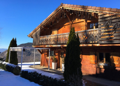 Chalet 6 rooms