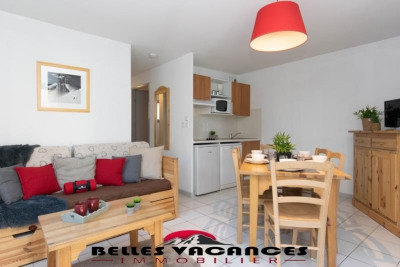 Appartement T2 cabine