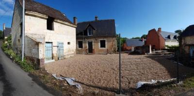 Maison la chartre sur le loir - 2 pièce (s) - 43.4 m²