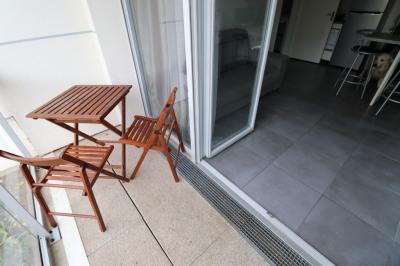 Appartement rez-de-chaussée 2 pièces 38m² avec balcon