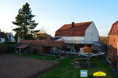 Maison individuelle - 4 pièces - 170m²