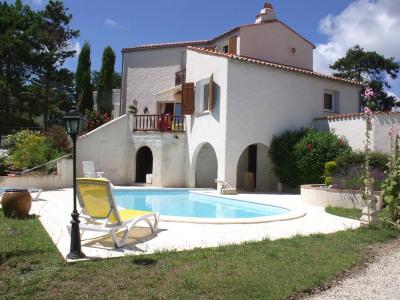 Maison 3 chambres, piscine, Vaux-sur-mer, 500m plage Nauzan