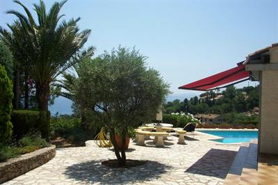 Vacation rental house / villa Les issambres 6625€ - Picture 3