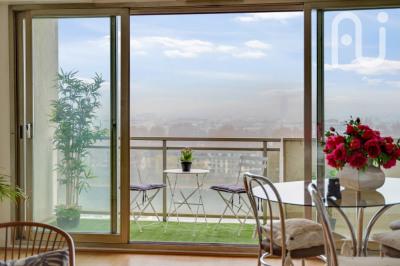 Appartement 2 pièces 50m² - Vue panoramique Paris