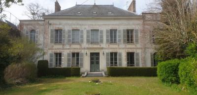 Vaste maison de Maître, Villeblevin