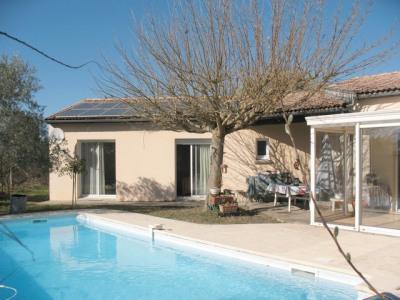 Etaules villa 5 pc avec piscine