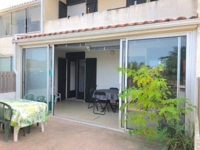 Appartement 2 pièces 50 m² - Rez-de-jardin