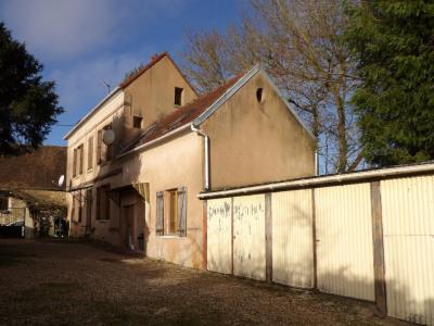 Vente maison / villa Monneville