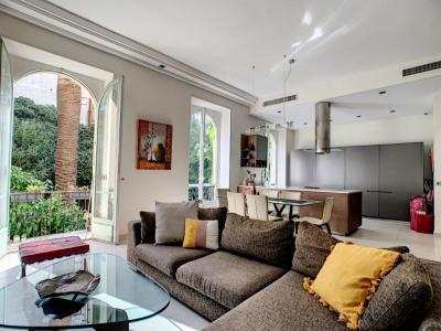 Appartement Nice Victor Hugo 6 pièces 164m² Jardin priva