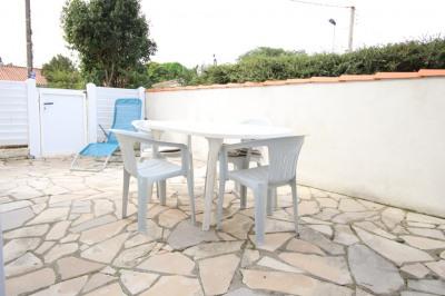 Appartement 2 pièces avec terrasse privative