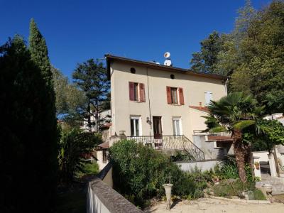 Maison de village T5 de 82m² avec jardin