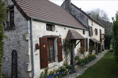 Vente maison / villa Saintines