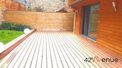 Rare grand T3 + terrasse de 70 m² + garage et parking privé