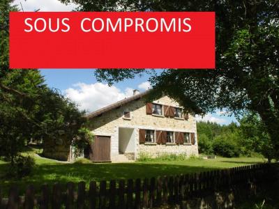 Maison avec cachet de 130 m² habitables située à 3 kms du VI