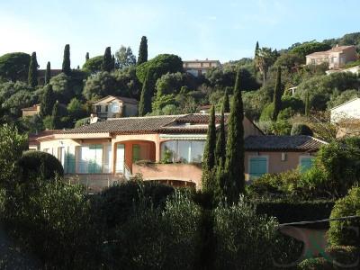 Villa 160m² sans vis à vis et vue dégagée au Pin de Bormes
