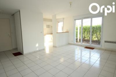 Appartement 3 pièces avec terrasse et jardin