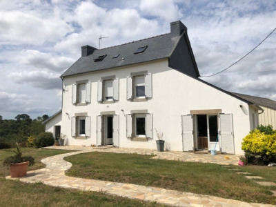 Rental house / villa Pleyben