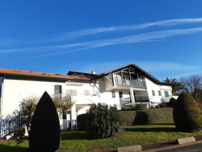 Appartement hendaye - 3 pièce (s) - 65.4 m²