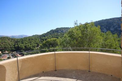 Appartement T3 avec terrasse au Château de Meyrargues