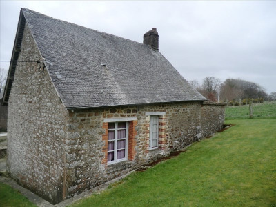 Stone-built property 2 rooms
