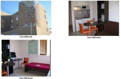 2 pièces étudiants TOULON - 2 pièce (s) - 32 m²