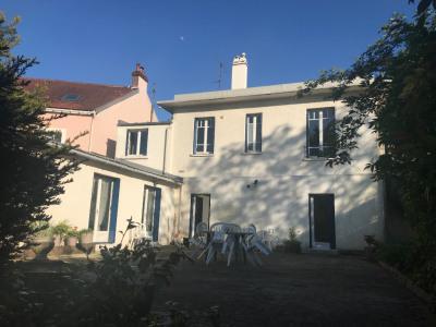Maison ancienne bonnières sur seine - 7 pièce (s) - 158 m²