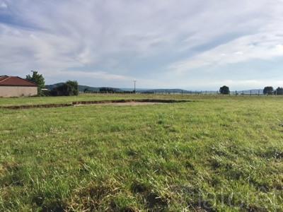 Terrain 830 m²