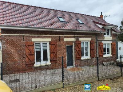 Maison Lambres semi plain-pied 4 chambres 90m²