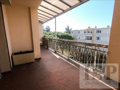 Appartement aix en provence - 2 pièce (s) - 51 m²