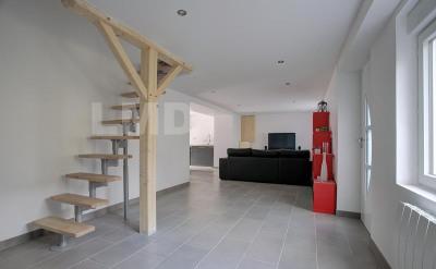 Maison de ville - 3 chambres - garage