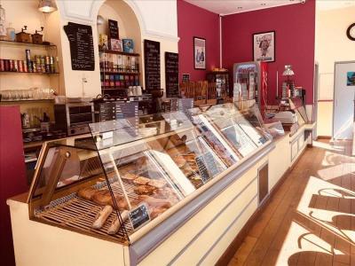 Sandwicherie-salon de the