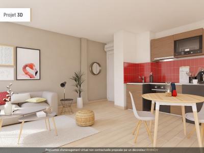 Appartement La Londe Les Maures 2 pièce(s) 38 m2