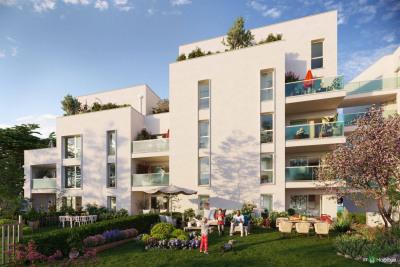 Appartement T4 de 84m² sur Villefranche sur Saône (69400)