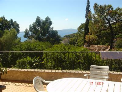 Vacation rental house / villa Les issambres 1875€ - Picture 6