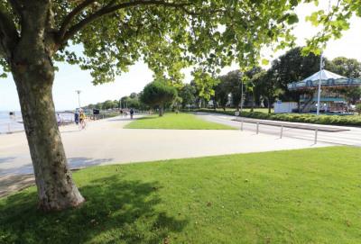 Saint nazaire parc paysagé