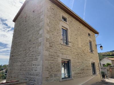 Maison en pierre de 120m²
