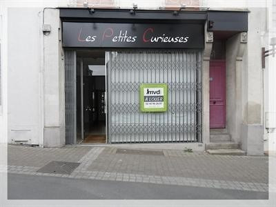 Local commercial Ancenis 1 pièce (s) 27 m²