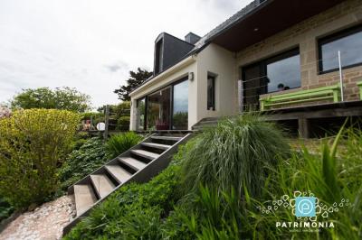 Maison d'architecte Clohars Carnoet 4 pièce (s) 203 m²