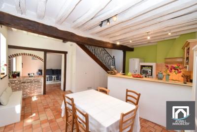 Maison ancienne 6 pièce (s) 116 m² - BLOIS