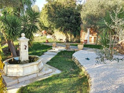 Nice Saint roman de bellet - villa 5 pièces - 150m