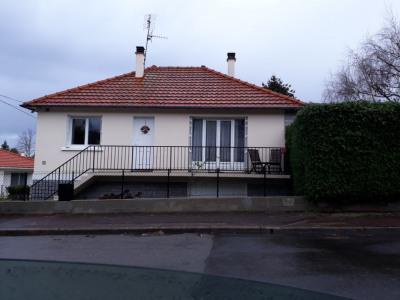 Limoges maison T3 de 61 m²