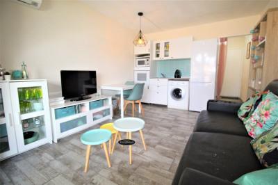 Apartment 1 rooms 22 m² in Saint Laurent Du Var