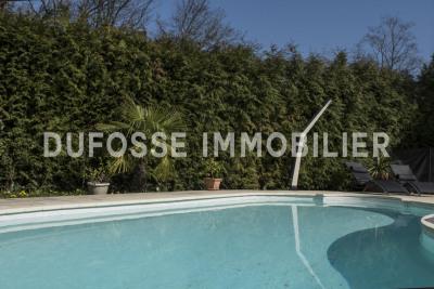Tassin Le Bourg- Maison 5 chambres, piscine