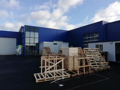 Local d'activité Quimper 1850 m²