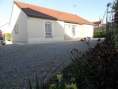 Troyes charmante maison de plain pied de 2005 à découvrir !